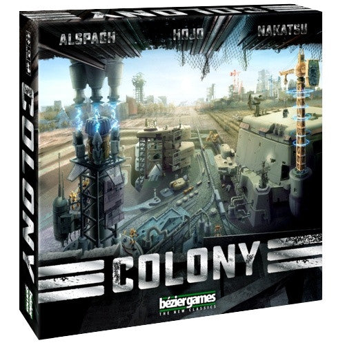 Colony - 401 Games
