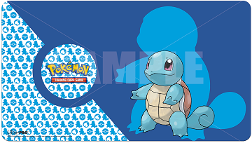 Ultra Pro - Play Mat - Pokemon - Squirtle - 401 Games