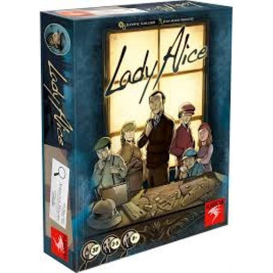 Lady Alice - 401 Games