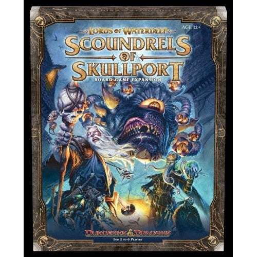 Lords of Waterdeep - Scoundrels of Skullport Expansion - 401 Games