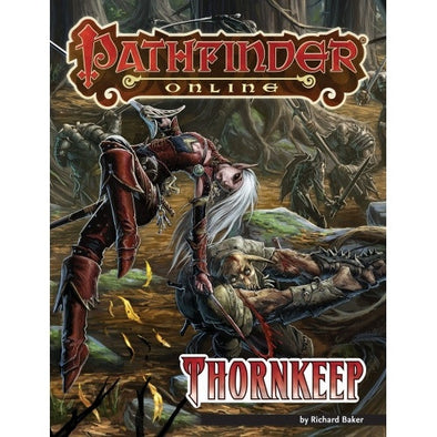 Pathfinder - Accessories - Pathfinder Online: Thornkeep - 401 Games