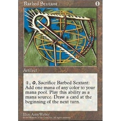 Barbed Sextant - 401 Games