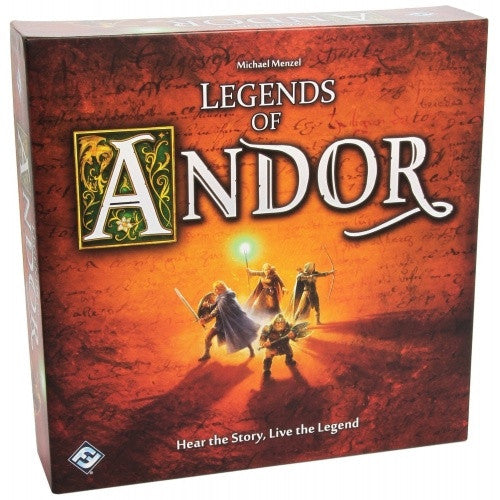 Legends of Andor available at 401 Games Canada