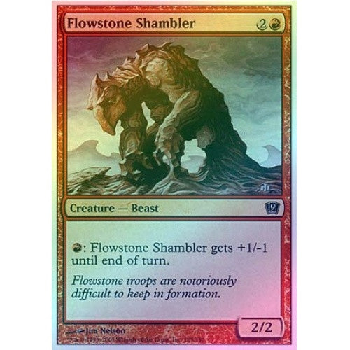 Flowstone Shambler (Foil) available at 401 Games Canada