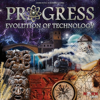 Progress - Evolution of Technology - 401 Games