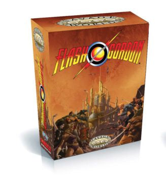 Buy Savage Worlds - Flash Gordon - Saviour of the Universe Box Set and more Great RPG Products at 401 Games