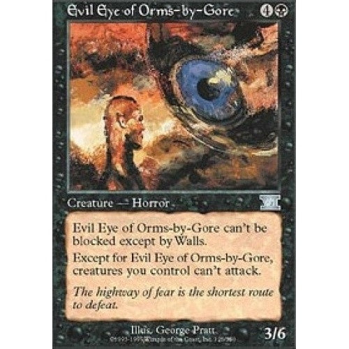 Evil Eye of Orms-by-Gore - 401 Games