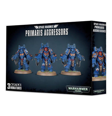 Warhammer 40,000 - Space Marines - Primaris Aggressors available at 401 Games Canada