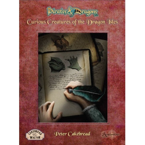 Buy Pirates and Dragons - Curious Creatures of the Dragon Isles and more Great RPG Products at 401 Games