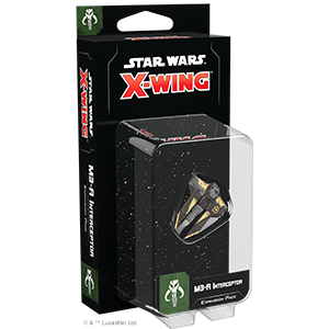 Buy Star Wars: X-Wing - Second Edition - M3-A Interceptor (Pre-Order) and more Great Board Games Products at 401 Games