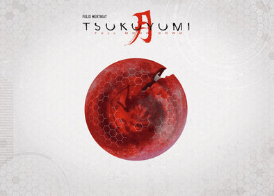 Buy Tsukuyumi - Full Moon Down (Pre-Order) and more Great Board Games Products at 401 Games