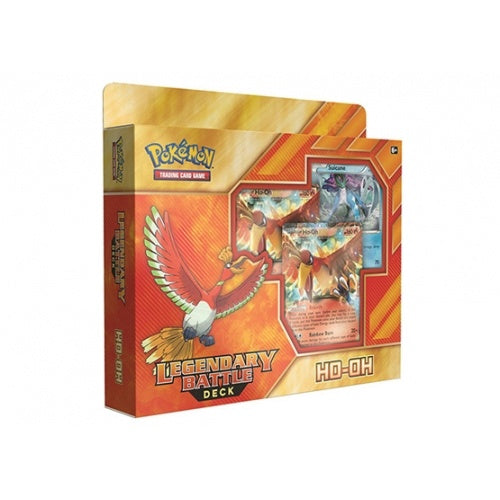 Buy Pokemon - Legendary Battle Deck - Ho-Oh and more Great Pokemon Products at 401 Games