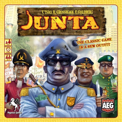 Junta (New Edition) - 401 Games