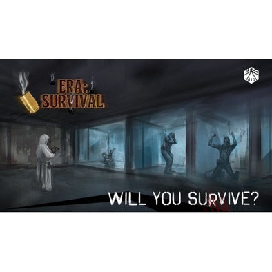 Era: Survival - Core Rulebook - 401 Games