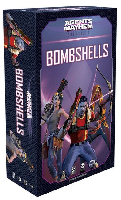 Agents of Mayhem: Bombshells Expansion available at 401 Games Canada