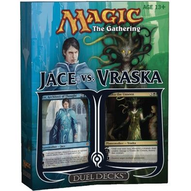 Buy MTG - Duel Deck - Jace Vs. Vraska and more Great Magic: The Gathering Products at 401 Games