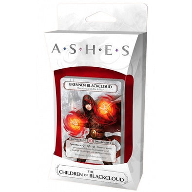 Buy Ashes - The Children of Blackcloud and more Great Board Games Products at 401 Games
