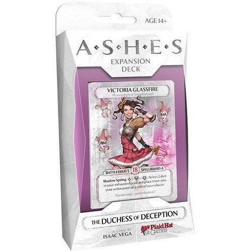 Buy Ashes - The Duchess of Deception and more Great Board Games Products at 401 Games