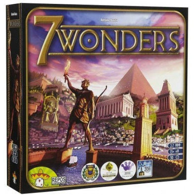 Buy 7 Wonders and more Great Board Games Products at 401 Games