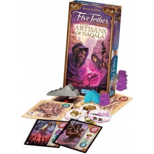 Five Tribes - The Artisans of Naqala Expansion - 401 Games