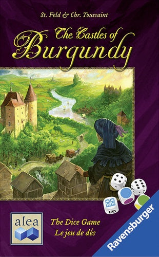 The Castles of Burgundy - The Dice Game available at 401 Games Canada