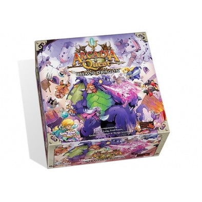Arcadia Quest - Chaos Dragon Expansion - 401 Games