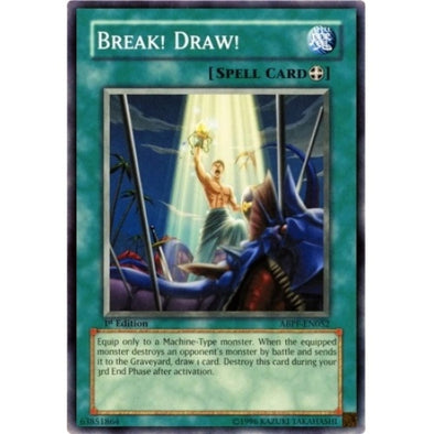 Break! Draw! (ABPF) available at 401 Games Canada