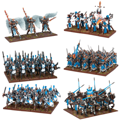 Kings of War - Basilean Army