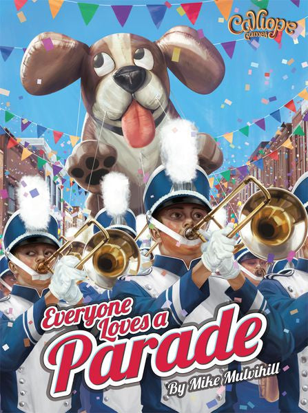 Everyone Loves a Parade available at 401 Games Canada