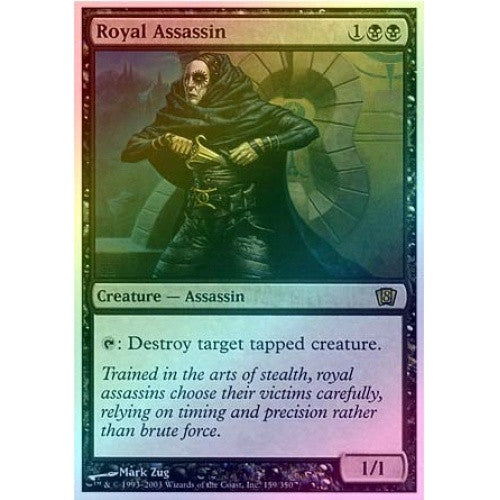 Royal Assassin (Foil) available at 401 Games Canada