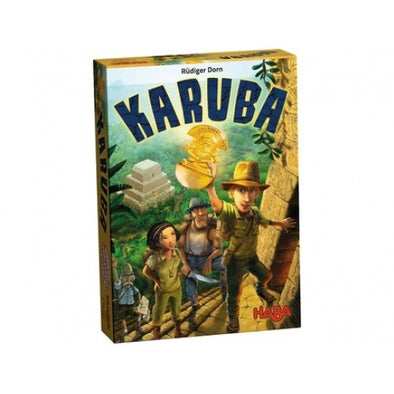Buy Karuba and more Great Board Games Products at 401 Games