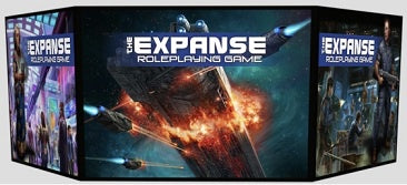 Buy The Expanse - Game Master's Kit (Pre-Order) and more Great RPG Products at 401 Games
