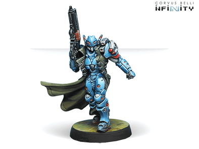 Infinity - PanOceania - Aquila Guard (HMG) - 401 Games