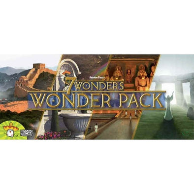 Buy 7 Wonders - Wonder Pack and more Great Board Games Products at 401 Games