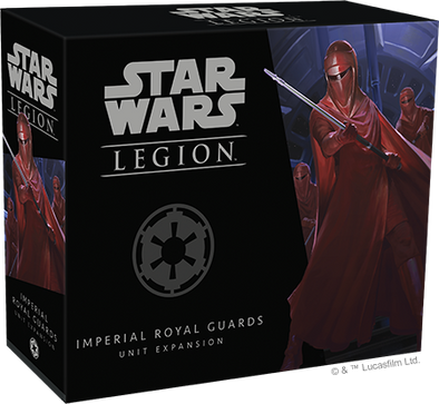 Star Wars - Legion - Imperial - Imperial Royal Guards