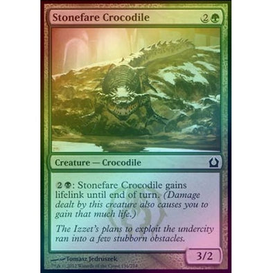 Stonefare Crocodile (Foil) - 401 Games