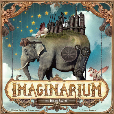 Buy Imaginarium and more Great Board Games Products at 401 Games