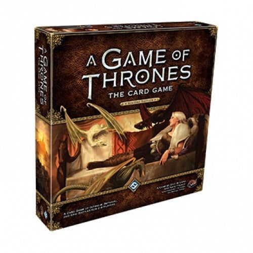 Game of Thrones LCG - 2nd Edition - 401 Games