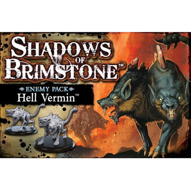 Shadows of Brimstone - Hell Vermin Enemy Pack - 401 Games