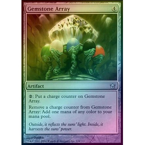 Gemstone Array (Foil) (5DN) available at 401 Games Canada