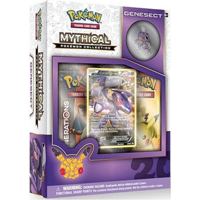 Pokemon - Mythical Collection Genesect (Generations) - 401 Games