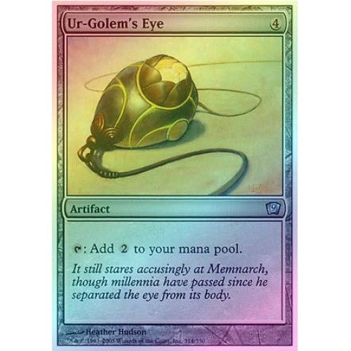 Ur-Golem's Eye (Foil) - 401 Games