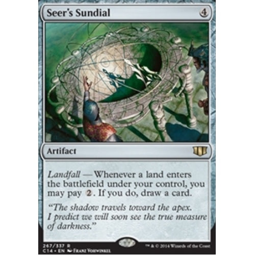 Seer's Sundial (C14) available at 401 Games Canada