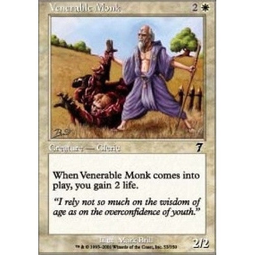 Venerable Monk available at 401 Games Canada