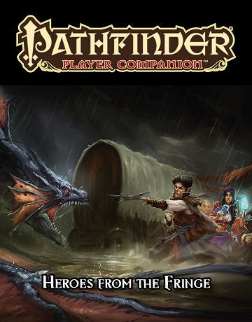 Pathfinder - Player Companion - Heroes from the Fringe