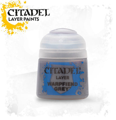 Buy Citadel Layer - Warpfiend Grey and more Great Games Workshop Products at 401 Games