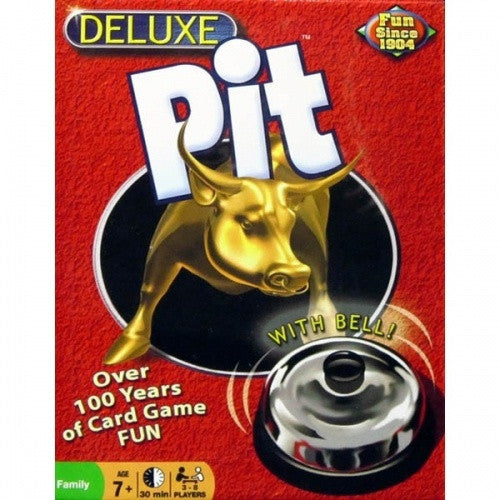 Pit - Deluxe Card Game available at 401 Games Canada