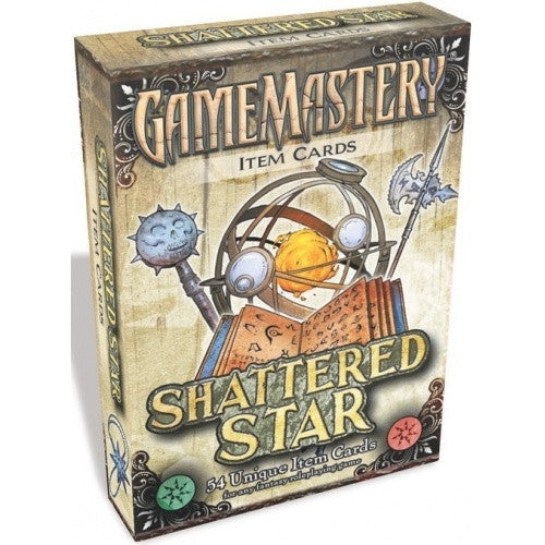 Pathfinder - Cards - Shattered Star Face Cards (CLEARANCE) available at 401 Games Canada