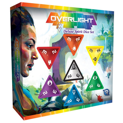 Buy Overlight - Dice Set and more Great RPG Products at 401 Games