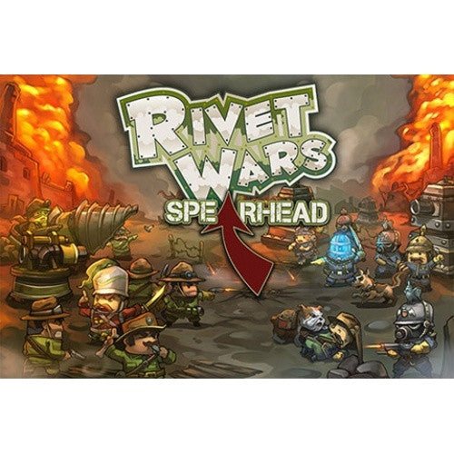 Rivet Wars - Spearhead Expansion